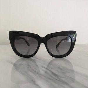 Sonix coco cat-eye sunglasses- BRAND NEW